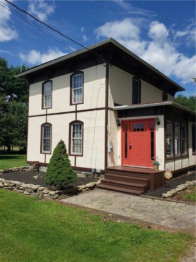 Cattaraugus County Single Family Home For Sale: 11900 Route 98