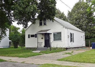 Niagara County Single Family Home For Sale: 143 63rd Street