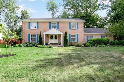 Amherst Single Family Home For Sale: 174 Shadow Wood Drive