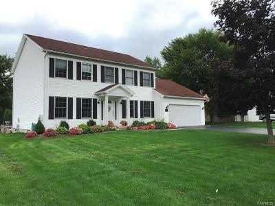 Niagara County Single Family Home For Sale: 5515 Hallmark Lane #1