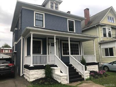 Buffalo Single Family Home For Sale: 41 Hughes Avenue