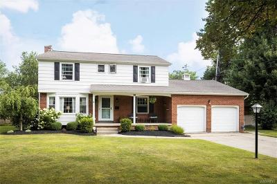 Amherst Single Family Home For Sale: 30 Columbine Drive