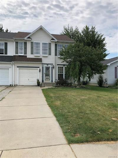 West Seneca Single Family Home For Sale: 3 Carla Lane