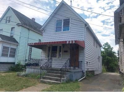 Buffalo Single Family Home For Sale: 25 Progressive Avenue