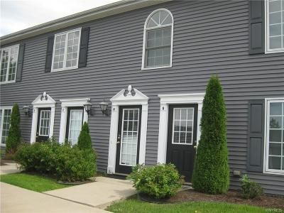 Amherst Condo/Townhouse For Sale: 20 Dann Road #H