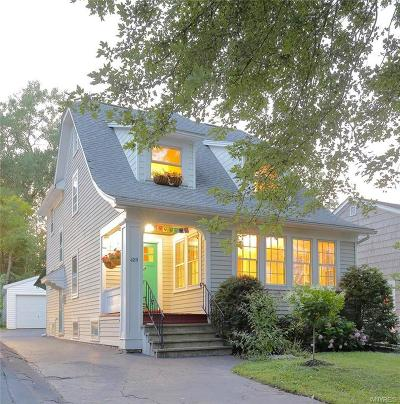 Amherst Single Family Home Active Under Contract: 489 Washington Highway