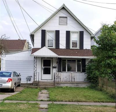 Erie County Single Family Home For Sale: 35 Lafayette Avenue