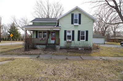 Niagara County Single Family Home For Sale: 2536 Niagara Road