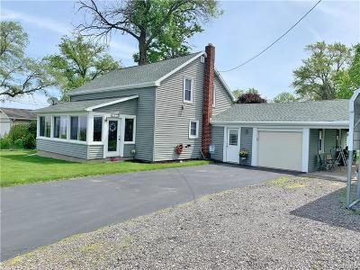 Niagara County Single Family Home For Sale: 675 Johnston Drive