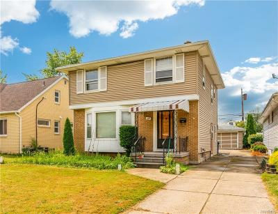 Amherst Single Family Home For Sale: 148 Margaret Road