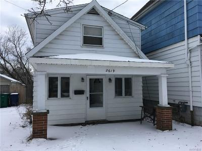 Niagara County Single Family Home For Sale: 2619 North Ave Avenue