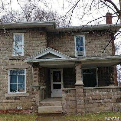 Genesee County Single Family Home For Sale: 1281 Bloomingdale Road
