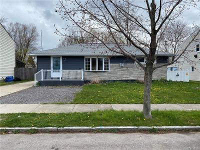 Niagara Falls Single Family Home For Sale: 1218 96th Street