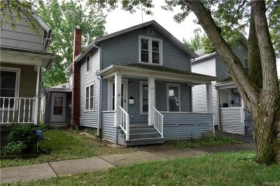 Erie County Single Family Home For Sale: 265 Adam Street