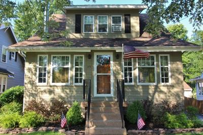 Amherst Single Family Home For Sale: 23 Pasadena Place