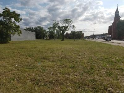 Buffalo Residential Lots & Land For Sale: 1414 Broadway Street