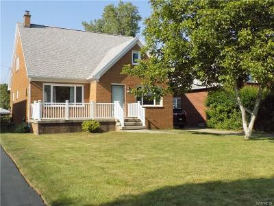 Lackawanna Single Family Home For Sale: 270 Martin Road