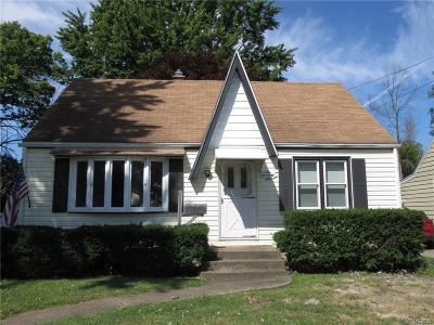 Niagara County Single Family Home For Sale: 676 Nash Road