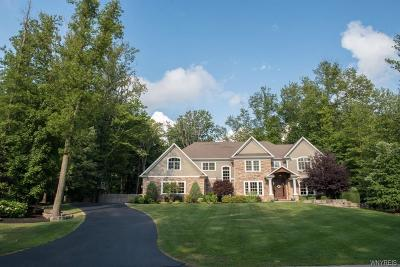Orchard Park NY Single Family Home For Sale: $1,400,000