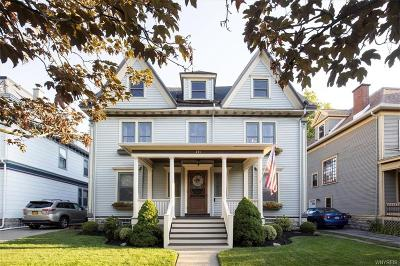 North Buffalo Single Family Home For Sale: 291 Huntington Avenue