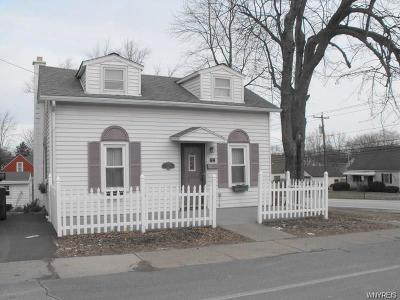 Lewiston NY Single Family Home For Sale: $167,500