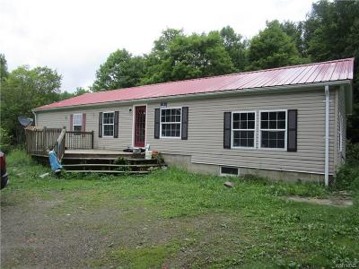 Cattaraugus County Single Family Home For Sale: 10260 Meyers Road