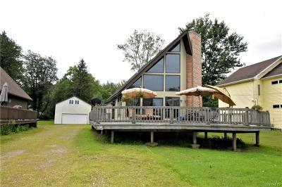 Chautauqua County Single Family Home For Sale: 1051 W Erie Street