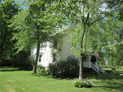 Clarence Single Family Home For Sale: 6150 Goodrich Road