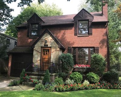 Erie County Single Family Home For Sale: 186 Amherstdale Road