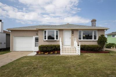 Cheektowaga Single Family Home For Sale: 48 Castlewood Dr