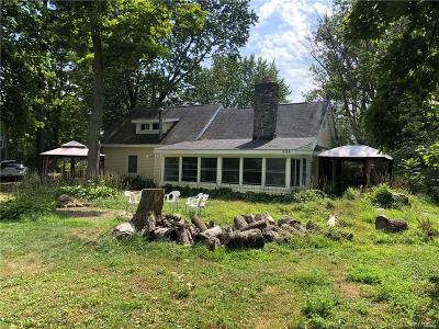 Erie County Single Family Home For Sale: 333 Lakeside Road