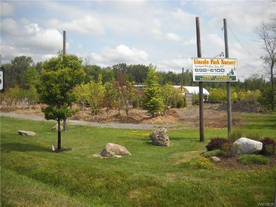 Niagara County Residential Lots & Land For Sale: 5705 Shawnee Road