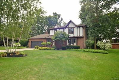 Lockport-City Single Family Home For Sale: 68 Obrien Drive