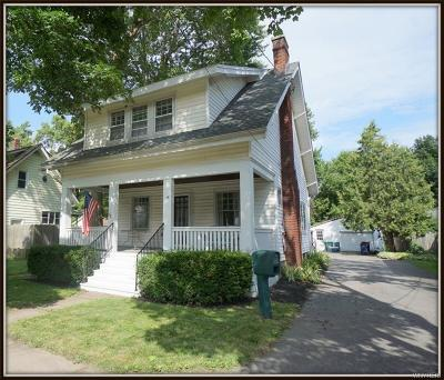 Niagara County Single Family Home For Sale: 19 Morton Avenue