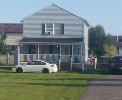 Cheektowaga Single Family Home For Sale: 1227 Losson Road