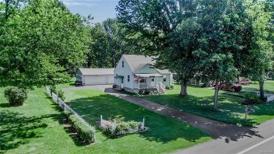 Niagara County Single Family Home For Sale: 7245 Nash Road