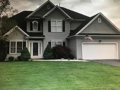 Grand Island Single Family Home Pending: 1253 Majestic Woods Drive