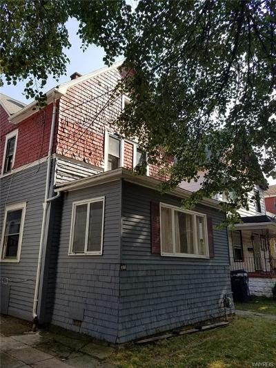 Erie County Single Family Home For Sale: 298 Jewett Avenue