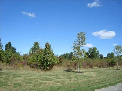 Erie County Residential Lots & Land For Sale: 8885 Williams Court