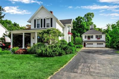 Erie County Single Family Home For Sale: 5564 Broadway Street