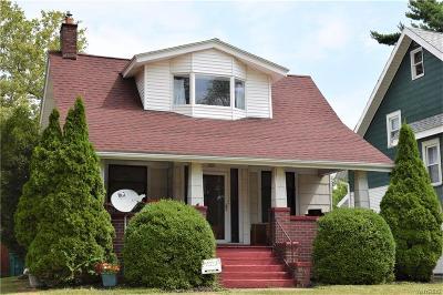 Buffalo NY Single Family Home For Sale: $179,900