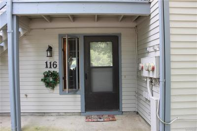 Cattaraugus County Condo/Townhouse For Sale: 116 Wildflower
