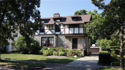 Buffalo Single Family Home For Sale: 137 Woodbridge Avenue