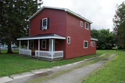 Cattaraugus County Single Family Home For Sale: 12199 Church Street
