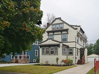 North Buffalo Single Family Home For Sale: 15 Tennyson Avenue