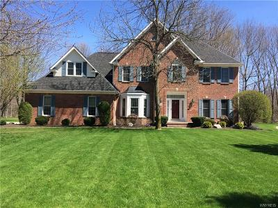 Niagara County Single Family Home Pending: 6964 Lockwood Court