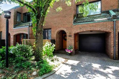 Buffalo Condo/Townhouse For Sale: 168 Rivermist Drive