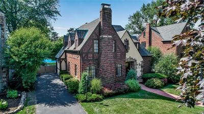 Amherst Single Family Home Active Under Contract: 211 Ruskin Road