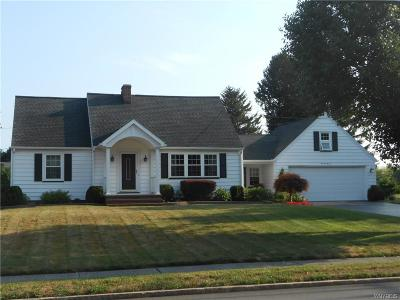 Genesee County Single Family Home Active Under Contract: 275 East Avenue