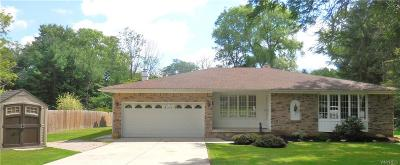 Elma Single Family Home For Sale: 101 Fairway Drive